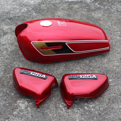 Alpha Rider Motorcycle Fuel Gas Cap Tank Cover Lock Key Set for Yamaha MAXIM XJ XS 400 550 650 700 750 1100 SR125 SR185 SR250 Vstar XV250 Dont fit for Australia Vstar 250 Mode 2007-2010