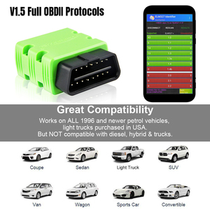 Image 4 - Konnwei ELM327 V1.5 OBD2 スキャナKW902 bluetooth autoscanner PIC18f25k80 ミニelm 327 obdii KW902 コードリーダーandroid携帯