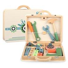 Детская игрушка для раннего развития многофункциональный деревянный