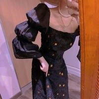Винтажное платье  #4