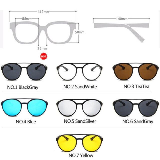 LeonLion קלאסי פאנק משקפי שמש גברים מותג מעצב משקפי שמש גברים בציר משקפיים שמש לגברים פאנק Oculos דה סול Gafas UV400 4