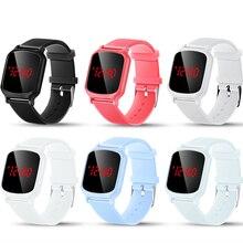 2020 новинка дети часы спорт цифровые часы для детей 50 м водонепроницаемый светодиод часы для детей TPE топ бренд люкс наручные часы