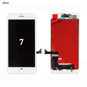 Image 3 - ЖК дисплей A1660 A1778 A1779 для iphone 7 Дисплей сенсорный экран дигитайзер в сборе для iPhone 7 экран Бесплатные инструменты ремонт 4,7 100% тест