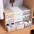Haushalts Schublade Unterwäsche Socken Bh Drei-Stück Japanischen Stil Lagerung Box Kleidung Organizer Container