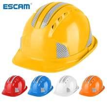 Защитный колпачок escam для рабочих на строительной площадке