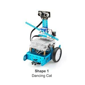 Image 2 - Makeblock Pack de complementos para Robot Servo cat, diseñado para mBot, Pack de complementos de Robot 3 en 1, 3 + formas