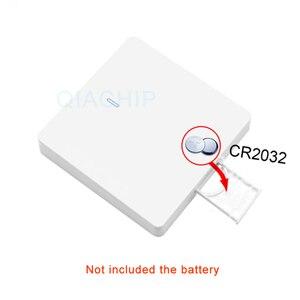 Image 5 - QIACHIP AC 110V 220V 433Mhz אוניברסלי ממסר 1CH אלחוטי שלט רחוק מתג מקלט מודול + RF קיר פנל כפתור led מנורה