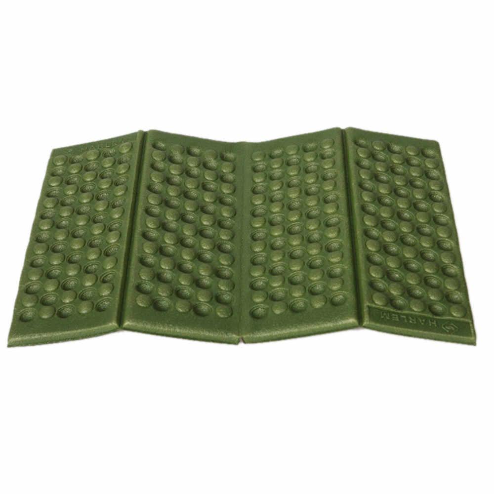 Outdoor Sports Camping Hiking Moisture-proof Folding EVA Foam Pads Mat Cushion Seat Camping Park Picnic
