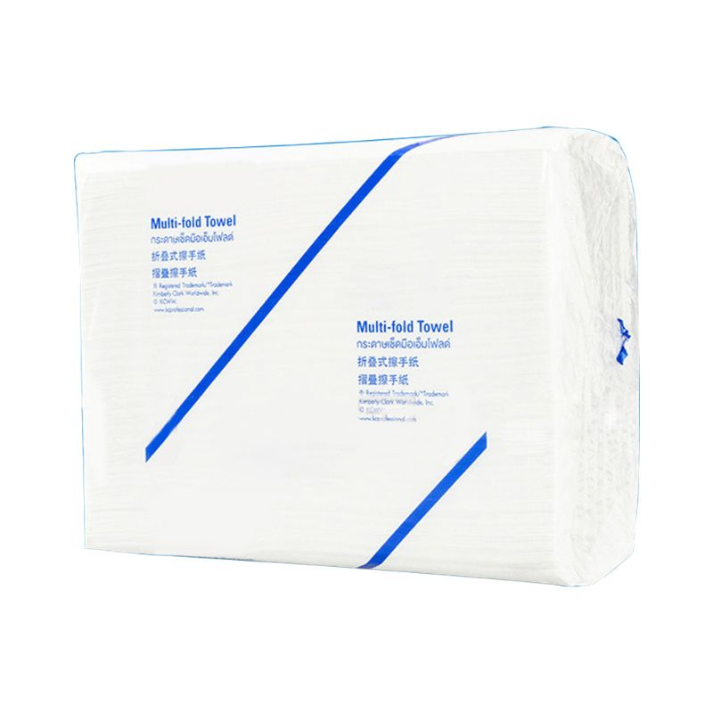 250 Sheets Multifold Paper Folding Towels Paper Kitchen Toilet Facial Tissues