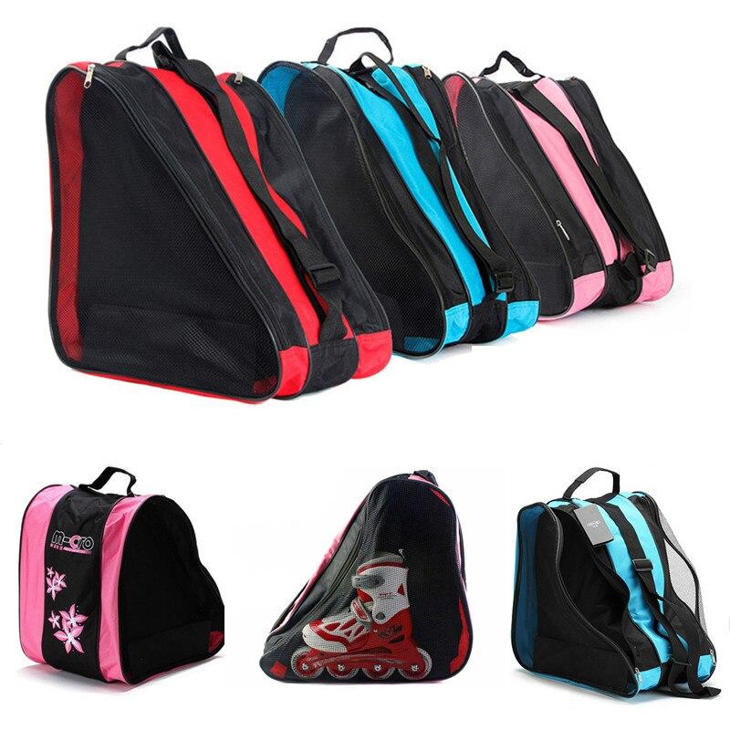 Dekone Skates Sports Shoes Bag Carry Bags High Quality Red Blue For Skating Cycling Roller Skates Ho