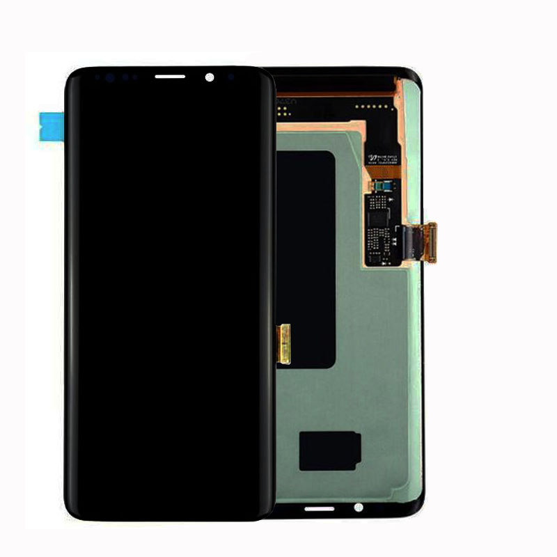 """Image 3 - 2960*1440 6.2"""" AMOLED AAA Quality LCD With Frame For SAMSUNG S9 Plus G9650 S9 Display Touch Digitizer G960 G965 Screen + Gift-in Mobile Phone LCD Screens from Cellphones & Telecommunications"""