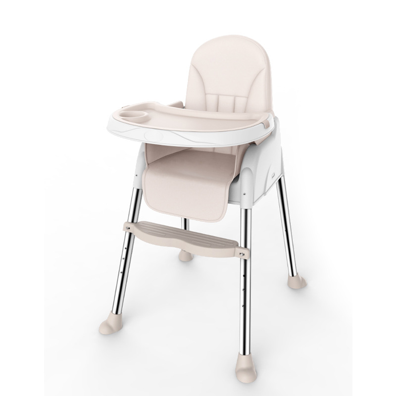 Kids Table And Chair Foldable Portable Baby Dining Chair Infant Table Toddler Kids Chair For Folding Chairs Kids Furniture