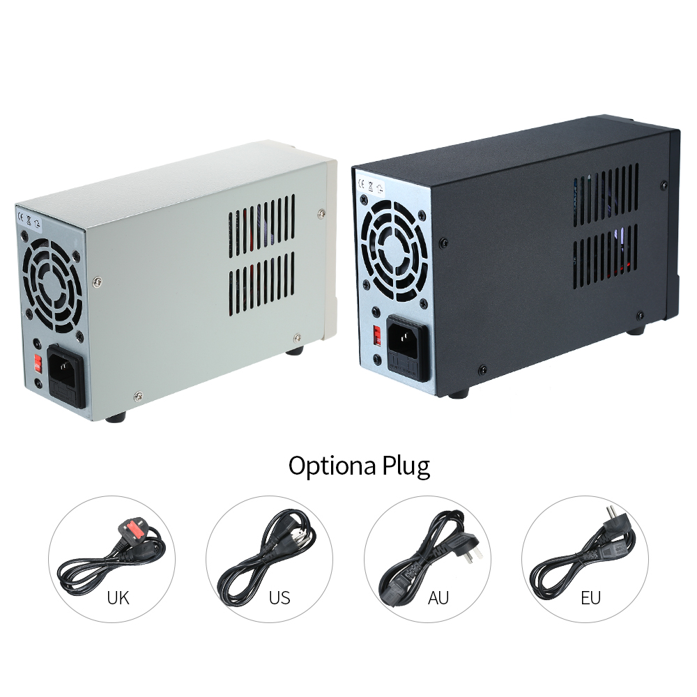 NPS605W Switching DC Power Supply 0 60V 0 5A 115V/230V 50/60Hz Voltage & Current Regulated Dual Output With 3 Digit LED
