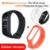 MiBand4 N OrangStrap