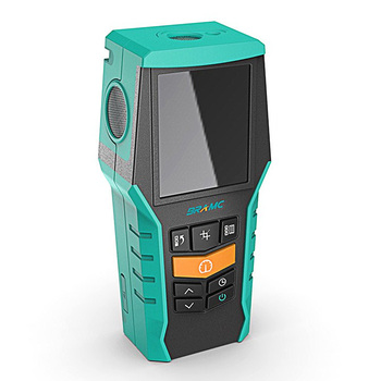 Digital Air Quality Monitor pm2.5 pm10 Sensor TVOC Formaldehyde Multi Gas LCD Analyzer Smart Portable Handheld Laser Detector