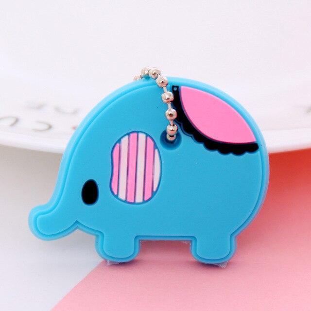 1PCS-Cute-Cartoon-Elephant-Keychain-Silicone-Stitch-Minion-Key-Cover-Key-Caps-Key-Chains-Key-Ring.jpg_640x640 (4)