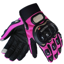 guantes moto mujer RETRO VINTAGE