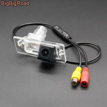 BigBigRoad véhicule sans fil vue arrière stationnement CCD caméra HD couleur Image étanche pour Kia Cerato Ceed Euro Version