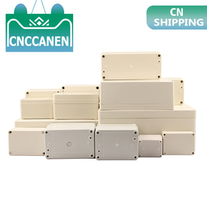 Image 1 - Waterproof Plastic Enclosure Box Electronic Project Instrument Case Electrical Project Box Outdoor Junction Box