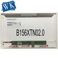 무료 배송 15.6 인치 lcd 모듈 B156XTN02 B156XW02 LTN156AT05 N156BGE-L21 LP156WH2 LP156WH4 LTN156AT24 LTN156AT16