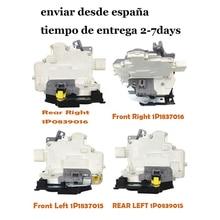 Actuador delantero izquierdo derecho para cerradura de puerta, para VW MK5 EOS, Seat Altea XL, Toledo 3, mk3, Leon 1p1, 5P1, 1P1837015, 1P1837016