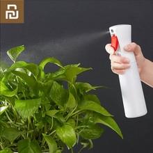 Pulverizador de mano a presión Youpin YJ, botella con rociador de limpieza para jardín, casa, 300ml para la elevación de flores, limpieza familiar
