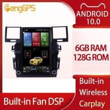 6G + 128G для Land Rover Range Rover Sport Android DVD-плеер Радио 2005-2009 сенсорный экран мультмедиа GPS-навигация Carplay Unit