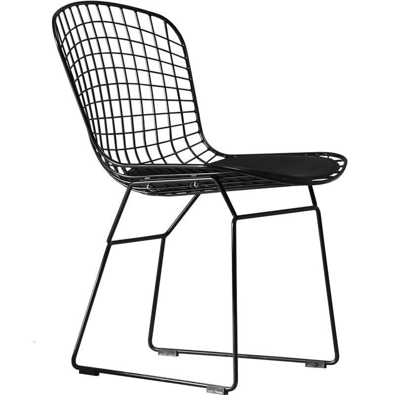 Modern Design Fauteuil.Northern Europe Golden Wire Mesh Modern Simplicity Originality