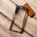 Для Realme6 чехол с прозрачным сотовым узором ударопрочный чехол для OPPO Realme 6