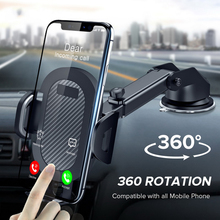 Tendway Gravity Sucker Car Phone Holder For iPhone X Max Xia