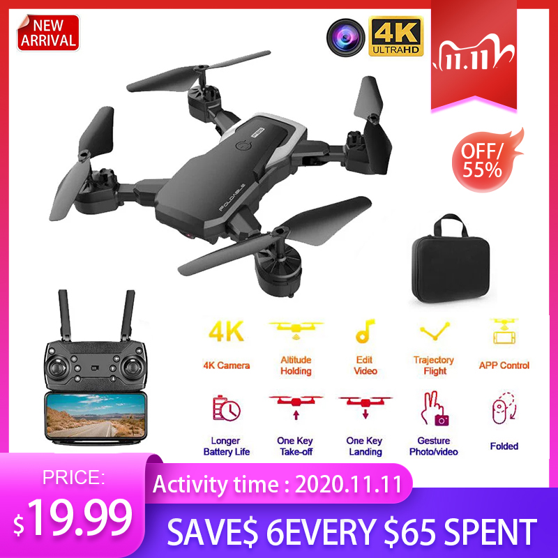 F85 RC Drone 4K HD Camera Professional Aerial Photography Helicopter 360 Degree Flip Foldable Quadcopter|RC Helicopters| - AliExpress