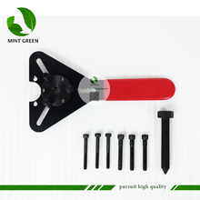 Repair Tool Car Air Conditioning Dual-Use Wrench Dismantle Compressor Clutch