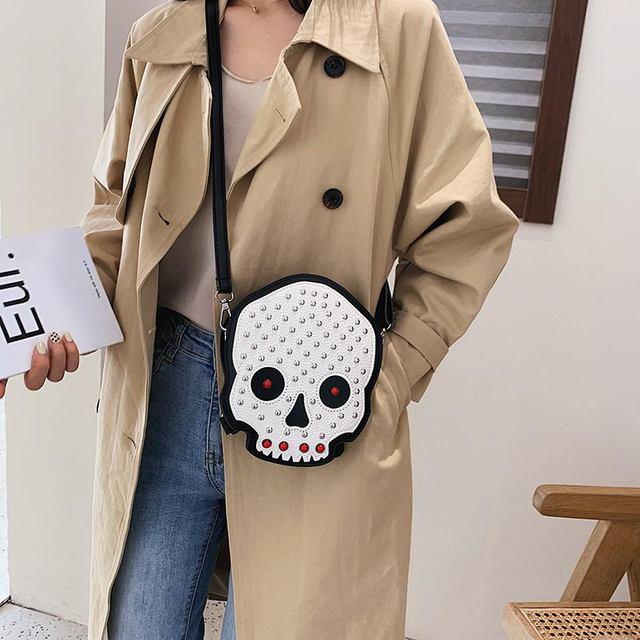 Adorable Halloween Shoulder Bag 17 x 20 cm