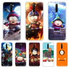 South-Park pretty silicone back shell Transparent Phone Case For