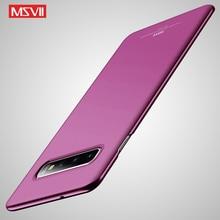 S10 Plus Case Msvii Matte Coque For Samsung Galaxy S10 Plus