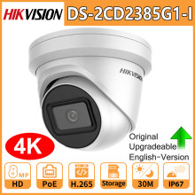 Hikvision Original DS-2CD2385G1-I 8MP IP Dome Sicherheit Kamera H.265 HD CCTV POE WDR Kamera Gesicht Erkennen Angetrieben durch Darkfighter(China)