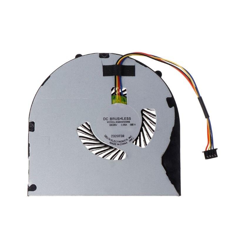CPU Cooling Fan Laptop Cooler For Lenovo B480 B480A B485 B490 M490 M495 E49 B580 B590 V480C V580C Notebook 10166