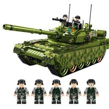 1339 шт. Военная технология WW2 Китай 99 основной боевой танк модель DIY Кирпич совместимы Lego технологии игрушки для детей
