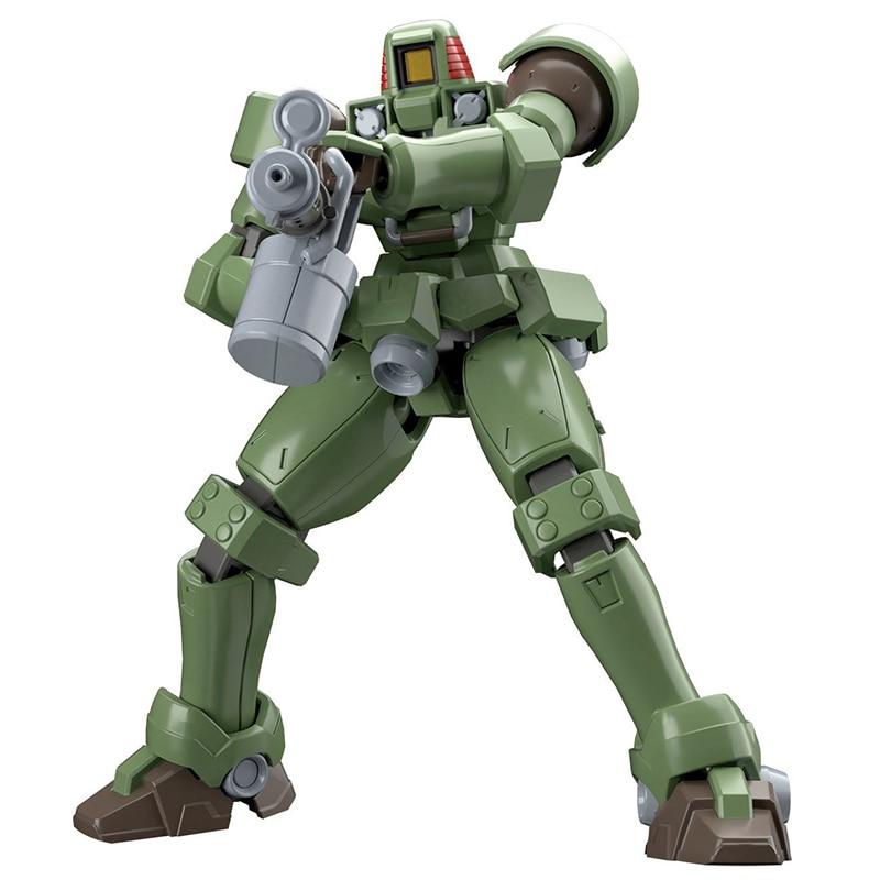 Assembling Model HG HGUC HGAC 211 1/144 OZ-06MS Rio LEO Gundam