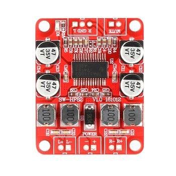 Placa Amplificadora De Potencia TPA3110, Placa Amplificadora De Potencia Digital De Alta Potencia 2X15W, Dos Canales HF82, Duradera