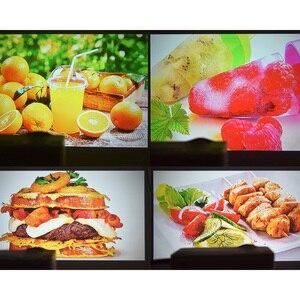 Image 4 - ThundeaL מיני מקרן UB10 נייד 3D LED מקרן 2000Lumens טלוויזיה קולנוע ביתי LCD וידאו USB VGA תמיכת 1080P HD Beamer