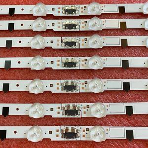 Image 5 - 14 PIÈCES LED bande de Rétro Éclairage pour Samsung UE40F6200AK UE40F6670 UE40F6800 UE40F6800 UE40F6200 UE40F6100 UE40F6400 UE40F6400AK UE40F5300 BN96 25305A 25304 25520A 2552A