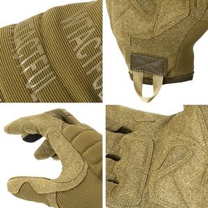 Лучшая мода, перчатки на весь палец, сенсорный экран, армейские военные тактические перчатки, пейнтбол спорт экипировка страйкбол, стрельба, боевые велосипедные варежки для мужчин