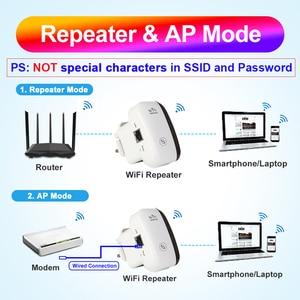 Image 4 - IMice Repeater wzmacniacz sygnału wi fi bezprzewodowy dostęp do internetu wzmacniacz bezprzewodowy 300M 802.11n g b sygnału wzmacniacz zasięgu Reapeter bezprzewodowy dostęp do internetu punkt dostępu dla SOHO