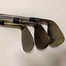 TopRATED SM8 Wedges SM8 Golf Wedges Grey SM8 Golf Clubs 48/50/52/54/56/58/60/62 Steel/Graphite Shaft with Head Cover