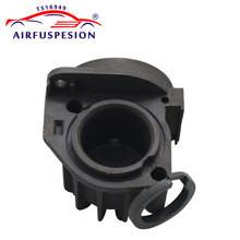 Air Compressor Pump Cylinder With Piston Ring Air Suspension For W220 W211 W219 E65 E66 C5 C6 C7 A6 A8 Jaguar LR2 XJ6 2203200104 for mercedes w220 w211 vw tuareg e65 e66 a8 q7 suspension compressor spring air spring cylinder valves repair kits 2203200104