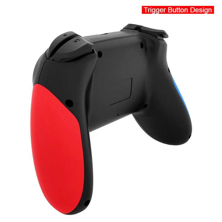 Interruptor de la manija del juego interruptor de la manija inalámbrica Pro correa de la manija NFC