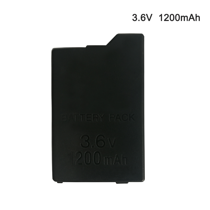 3 6V 1200mAh Li ion Rechargeable Battery Pack For Sony PSP2000 PSP3000 Gamepad For PlayStation Portable