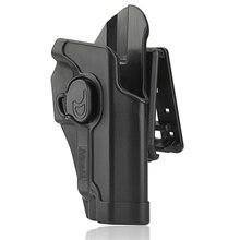 Регулируемая тактическая кобура MODIKER для японского Marui/WE/KWA/KJW P226 серии Blaster-Right-Hands Tan