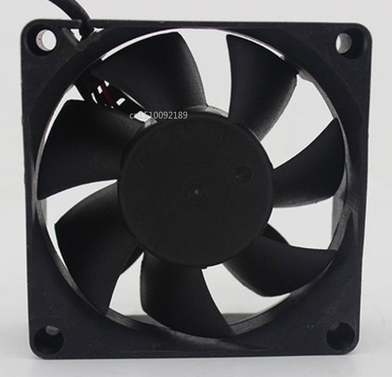 Free Shipping 70*70*25 AD0724UB-A71GP 24V 0.26A 7CM 2 Wire Inverter Cooling Fan